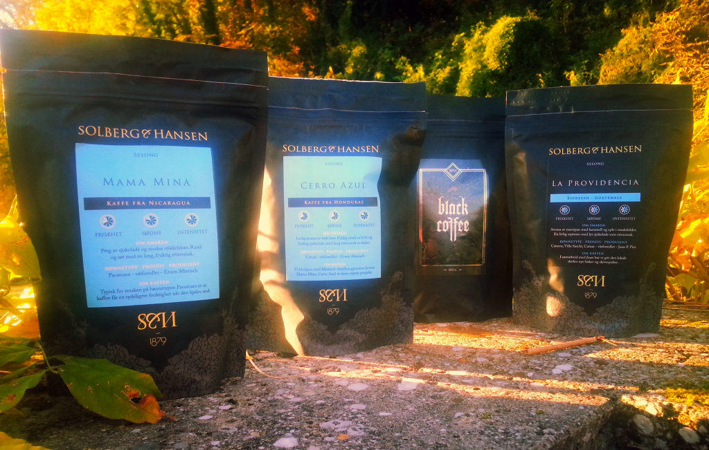New Coffees October 2013